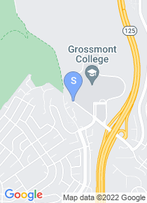 Grossmont College map