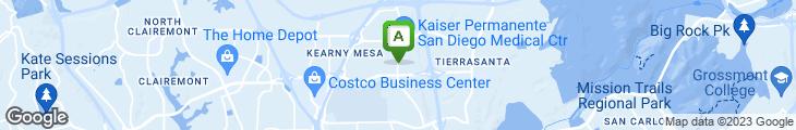 Map of Studio Diner