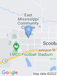 East Mississippi Community College map