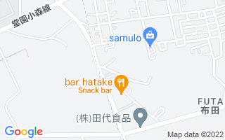 COLOR HOTELの地図画像(powerd by Google)