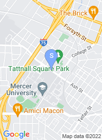 Mercer University map
