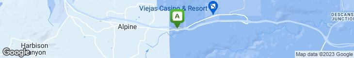 Map of Rubio's