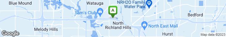 Map of Ryan's