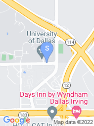 UDallas map