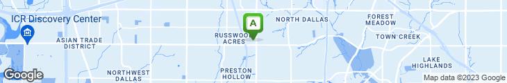 Map of Neuhaus Cafe