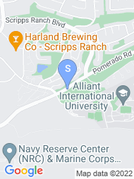 Alliant International University map
