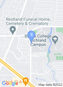 Richland College map