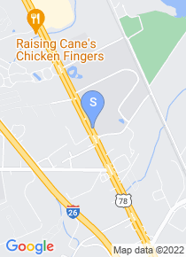 Trident Technical College map