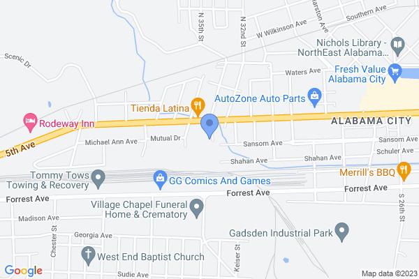 3200 W Meighan Blvd, Gadsden, AL 35904, USA
