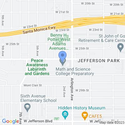 3202 W Adams Blvd, Los Angeles, CA 90018, USA