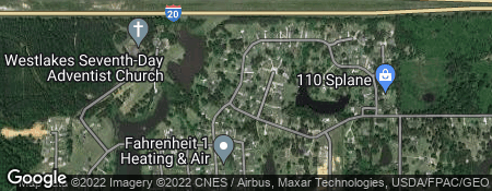Westlakes Subdivision In West Monroe LA