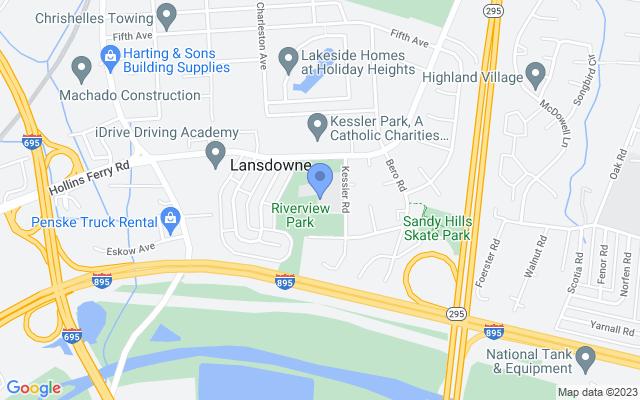 3298 Kessler Rd, Halethorpe, MD 21227, USA