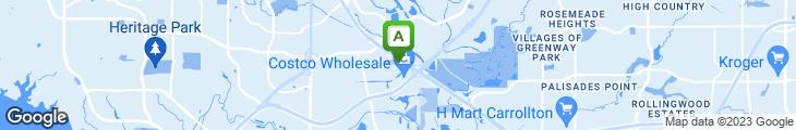 Map of Simply Fondue
