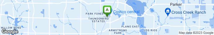 Map of Posados Cafe