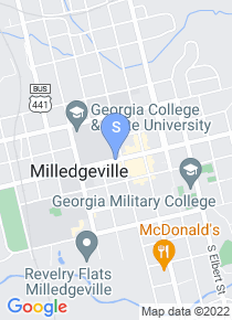 Georgia College and State University map