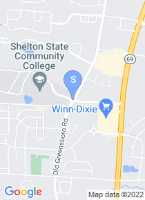 Shelton State Community College map