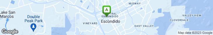 Map of Cocina Del Charro