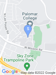 Palomar College map