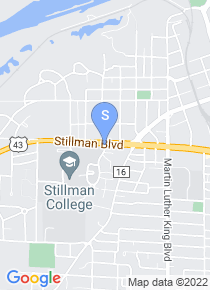 Stillman College map