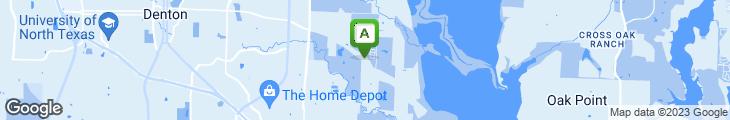 Map of Roadracer