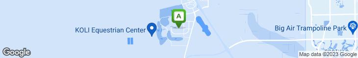 Map of Kosin Restaurant