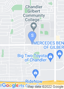 Chandler Gilbert Community College map