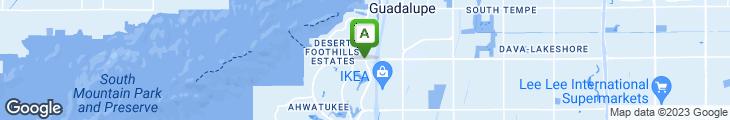 Map of Sakana