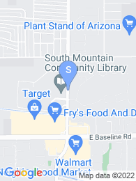 South Mountain Community College map