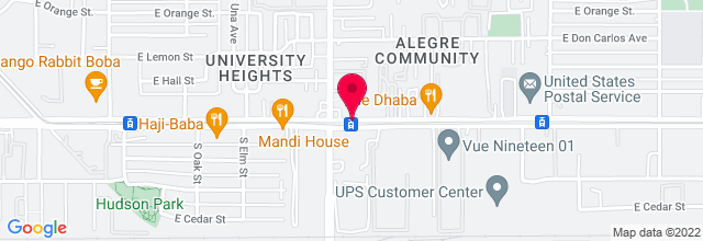 Map for Tempe Tavern