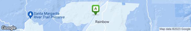 Map of Aqua Terra Restaurant