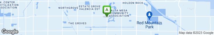 Map of Matta's