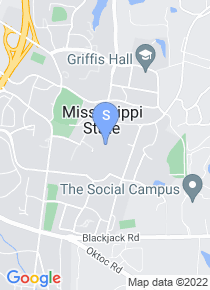 Mississippi State University map