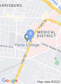 Paine College map