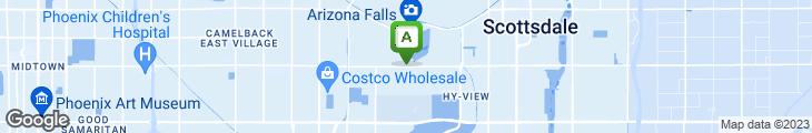 Map of Valencia Lane