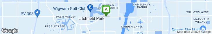 Map of Pick Up Stix