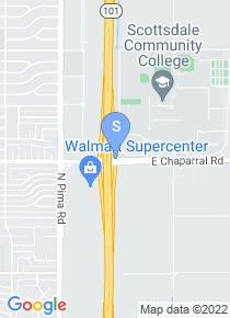 Scottsdale Community College map