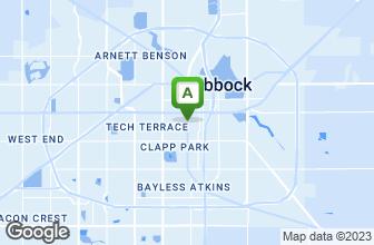 Map of Orlando's