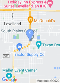 South Plains College map