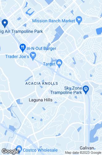 Map of Laguna Hills