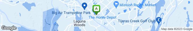 Map of Fuddruckers