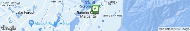 Map of El Torito