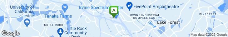 Map of Corner Bakery