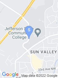Jefferson State Community College map