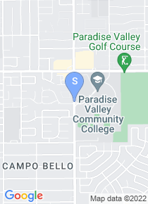 Paradise Valley Community College map