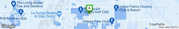 Map of Mario's Italian Cafe