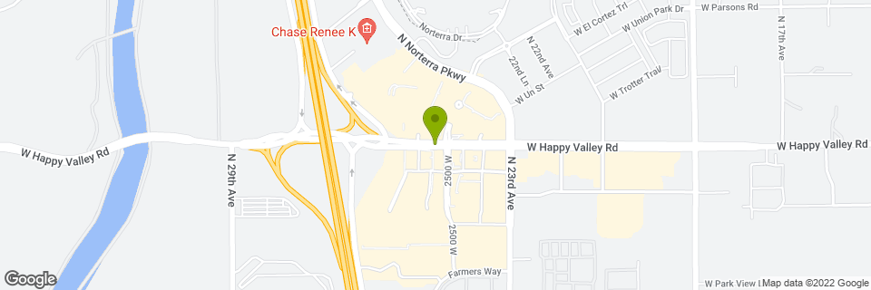 Happy Valley & I-17, Phoenix
