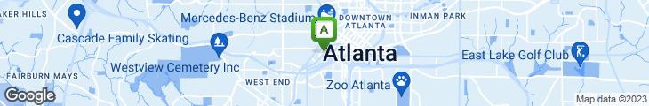 Map of Baltimore Crab & Seafood