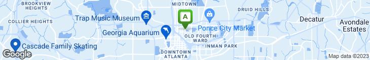 Map of O'Terrills Pub and Restaurant