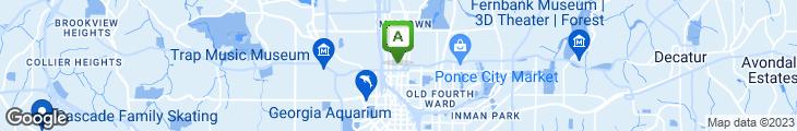Map of Urban