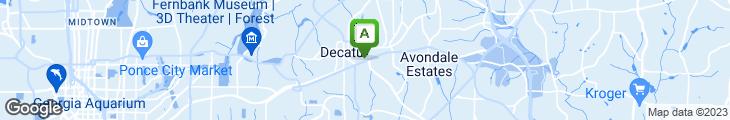 Map of Carpe Diem